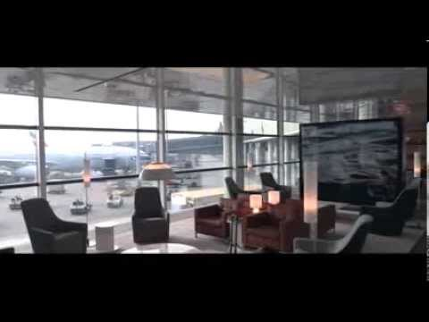 Cathay Pacific newest lounge - The Bridge