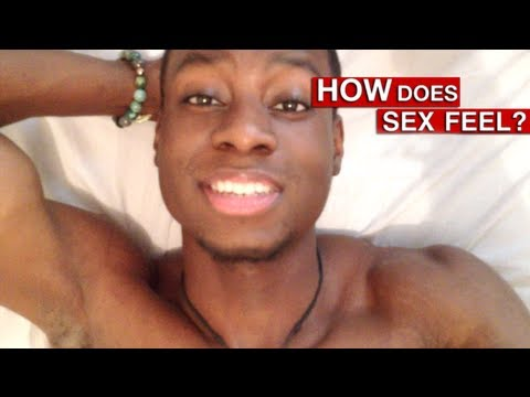 from Ezekiel how does gay anal sex feel
