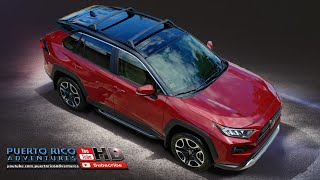 Toyota RAV4 2020 Modification Enhancement