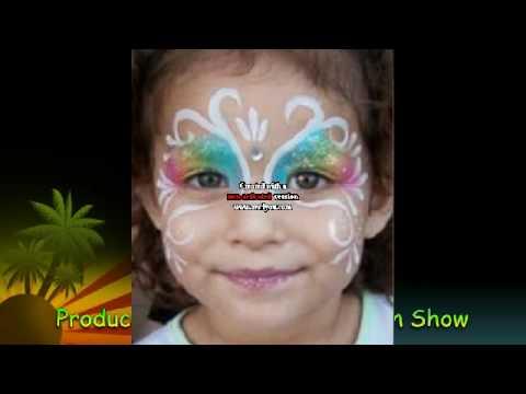 Pintacaritas Profesionales para Fiestas