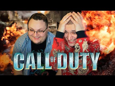 Call of Duty (2003) против Call of Duty: WW2 (2017)