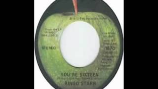 Ringo Starr - You're Sixteen (1974)