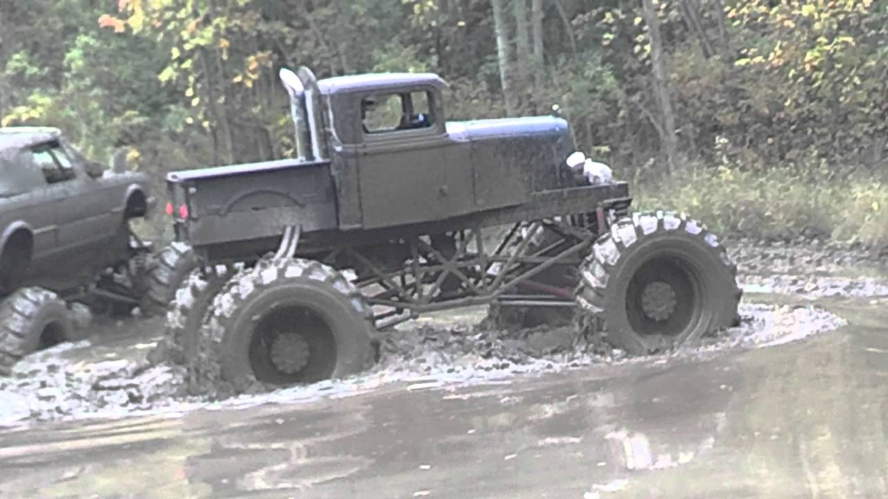 4x4 Ford Trucks Mudding Rod Mud Truck Friday 4x4