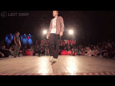 LAST SHOW HIP-HOP BATTLES | In Top 16 | Chiz vs. Мелкая [ May 11, Smolensk ]