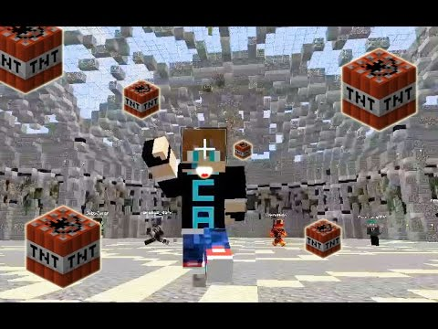 Tnt Run Minecraft Tnt Run Mini Game Play With Radiojh