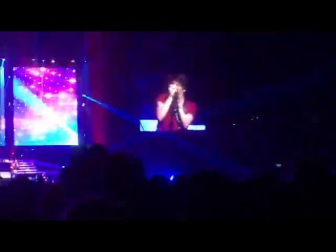 The Vamps cover Uptown Funk, Live at the O2, May 2015