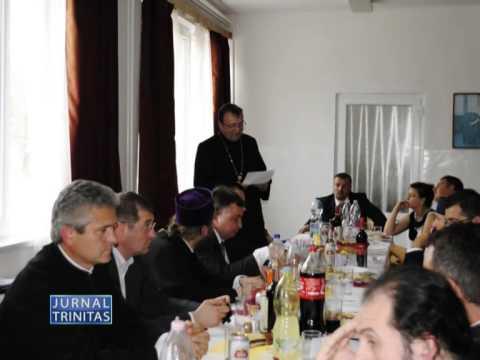 Conferinta preoteasca in Cenadul Unguresc