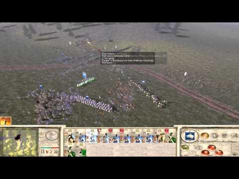 [HD] Total War: Rome - Battle of Cynoscephalae