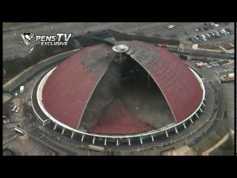 [HD] The Civic/Mellon Arena - Bringing Down The House