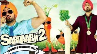 Sardaar Ji 2 Comedy Jukebox Vol 5  Comedy Scenes