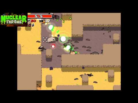 Nuclear Throne: How to unlock all of the characters