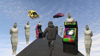 ปลุกผีมาวิ่ง!! แดนคำสาป เดอะ มัมมี่!! (GTA 5 Online)