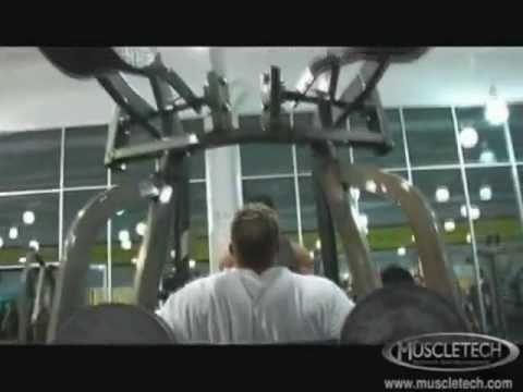Bodybuilding Motivation — Power video