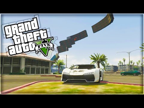 'wall Climbers!' Gta 5 Funny Moments (with The Sidemen) video