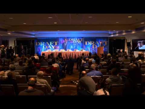 Draft Day: Press Conference Part 2 of 10 - Kevin Costner, Jennifer Garner, Terry Crews