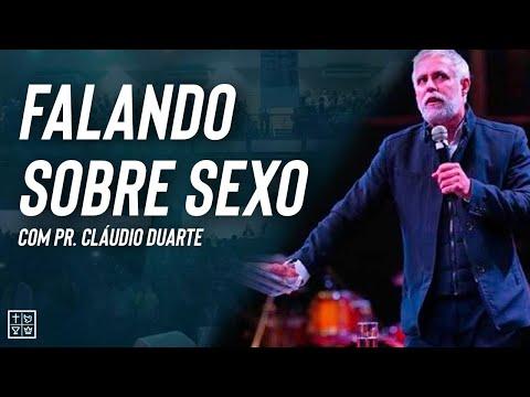 Pr. Claudio Duarte - falando sobre sexo na Quadrangular com o  Pr. Flamarion