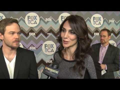 The Following - Shawn Ashmore & Annie Parisse