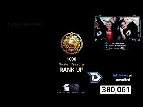 "a V2 ROCKET unlocked ""LEVEL 1000"" (Call of Duty WW2 UNLOCKING LEVEL 1000)"