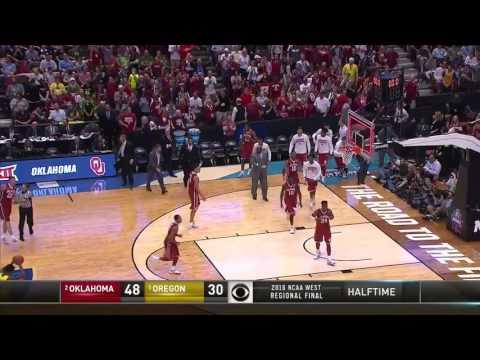 Oklahoma vs. Oregon: Buddy Hield 3-pt