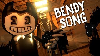 "Minecraft Song ♪ ""BENDY AND THE INK MACHINE SONG"" - Music Video! (Minecraft Animation)"