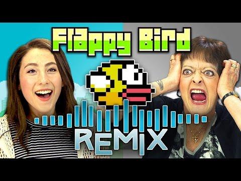 REACT REMIX - Flappy Bird