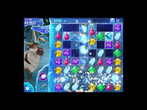 Disney Frozen Free Fall Level 94