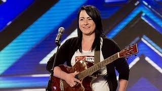 Download Lucy Spraggan's audition - Last Night - The X Factor UK 2012 3Gp Mp4