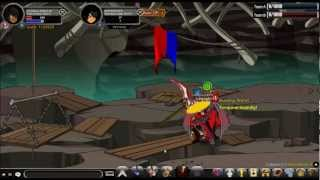 Kingkiller2013 - AQW Thief Of Hours Class With Enhancements