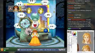 Mario Party 4 Plays as MK404 Draws   Boo's Haunted Bash
