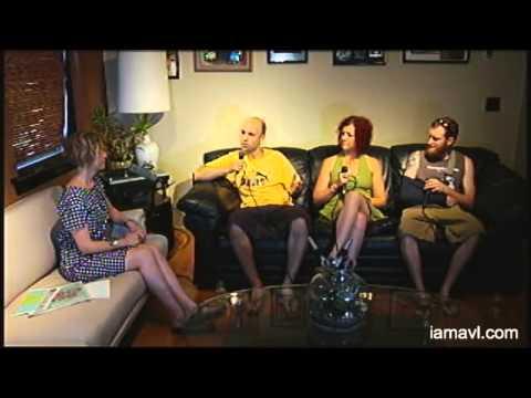 Crazyhorse & Colston interview belle chere