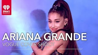 Ariana Grande Shows Off New Look In Cover Of Vogue! | Fast Facts