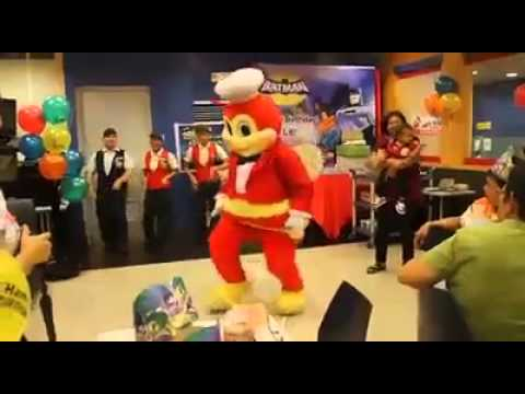 My Best Jollibee Mascot video