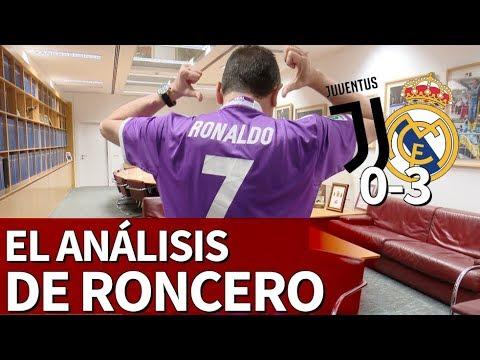 "Juventus 0-3 Real Madrid |Roncero: ""El Rey se llama Cristiano Ronaldo"" | Diario AS thumbnail"