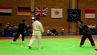 Pencak Silat Open Belgian Championship 8 and 9 May 2010