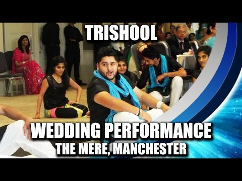 Trishool performing at a private Wedding function in Manchester...