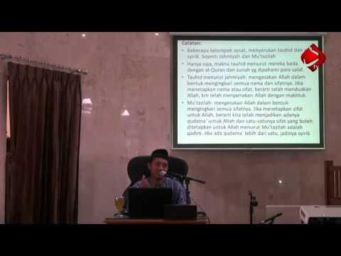 Qawaidul Arba - Ustadz Ammi Nur Baits