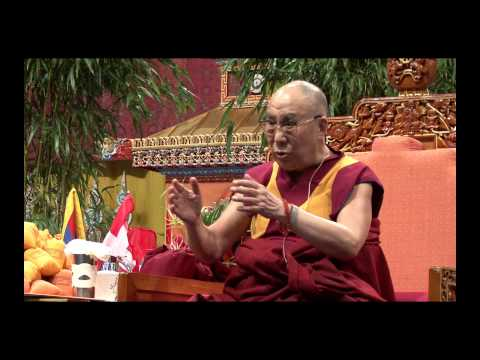 H.H.The 14th Dalai Lama's Speech in Basel for Tibetans.