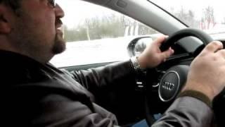 Audi A7 test-drive в Яхроме