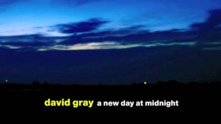 Watch David Gray Kangaroo video
