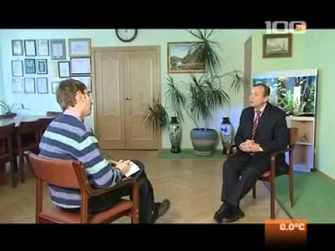 Ефимов на канале 100 ТВ