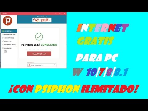 PSIPHON Ilimitado   Internet Gratis Tigo El Salvador 2017 PARA PC Windows 10 7 8 8.1