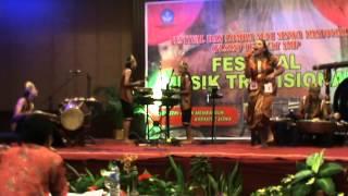 Download Lagu Tekongan - SMPN 4 Malang (Kontingen Jawa timur lomba musik tradisi FLS2N 2014, Semarang) Gratis STAFABAND
