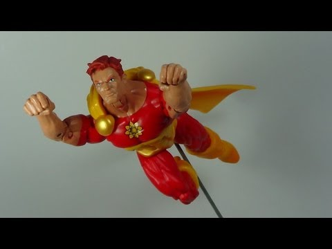 Marvel Legends Hyperion Figure Review