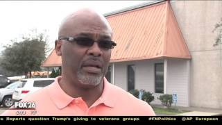 PASTOR COMPLAINS OF ROTTEN FOOD AT THE HOUSTON FOOD BANK!