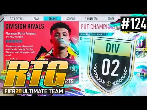 WE'RE IN DIVISION 2! - #FIFA20 Road to Glory! #124 Ultimate Team