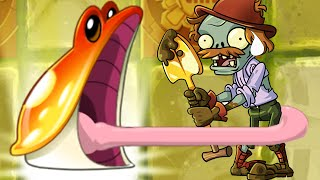Plants vs. Zombies 2 -  TOADSTOOL Frenzy!