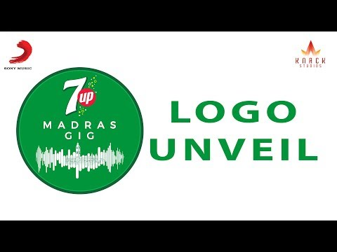 7UP Madras Gig - Logo Unveil