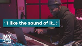 Ambush Reacts To His 'Type Of Beats' - Ep.8 | Link Up TV