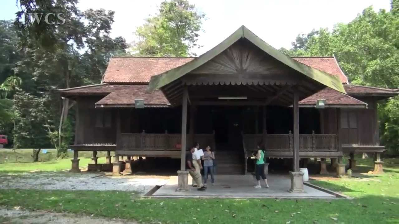 An Overview Of The Traditional Malay House YouTube
