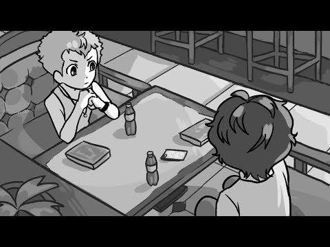 Ryuji is very hungry (animation)